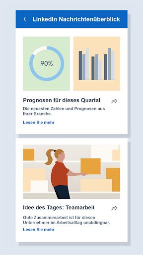 LinkedIn: Job Suche, Business Netzwerken screenshot 8