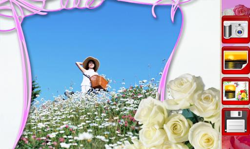 Flowers Photo Frames screenshot 1