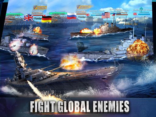 Warship Rising - 10 vs 10 Real-Time Esport Battle screenshot 11