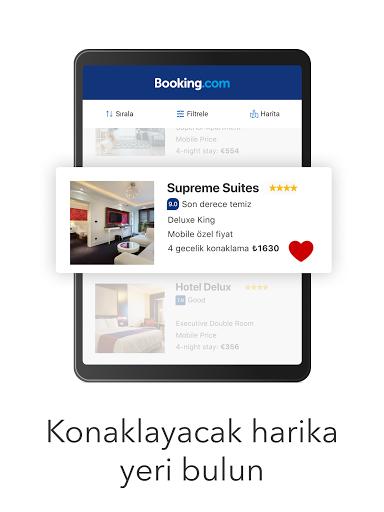 Booking.com Otel Rezervasyonu screenshot 5