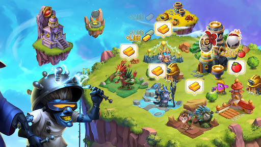 Monster Legends: Breed, Collect and Battle स्क्रीनशॉट 5