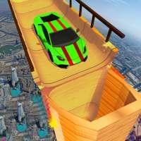 Car Racing Mega Ramp Stunts 3D: Car Games 2021 on 9Apps