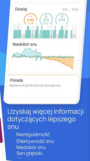 Sleep as Android: Budzik śledzący cykle snu screenshot 3