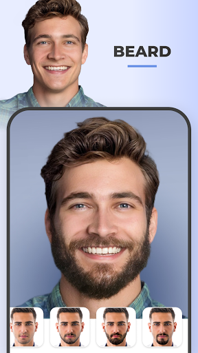FaceApp - Face Editor, Makeover & Beauty App स्क्रीनशॉट 5