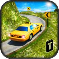 Taxi Driver 3D : Hill Station on 9Apps