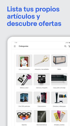 eBay - Comprar y vender ya en el mercado online screenshot 8