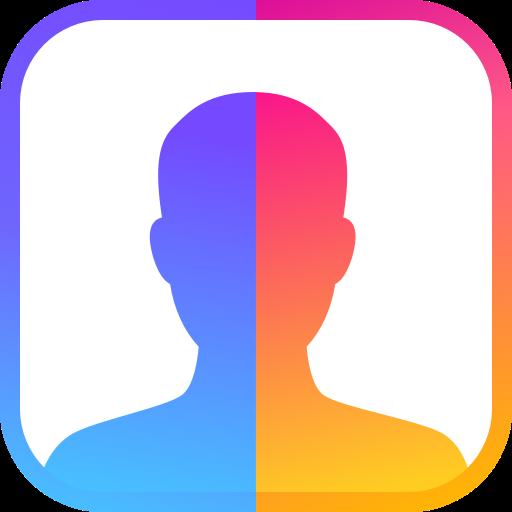 FaceApp - Éditeur de visage, relookage et beauté icon