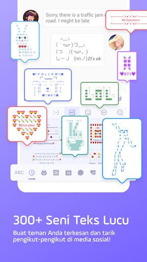 Facemoji Emoji Keyboard:Emoji screenshot 7