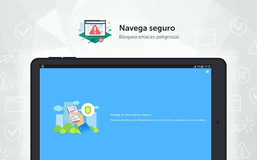 Kaspersky Antivirus Android Gratis - Seguridad screenshot 17