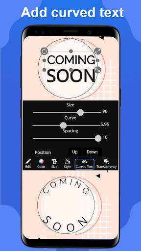 Poster Maker 2021 Video, ads, flyer, banner design screenshot 6