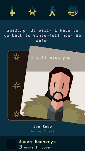 Reigns: Game of Thrones screenshot 2