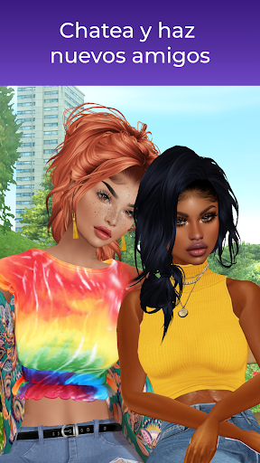 IMVU: haced amigos reales screenshot 3
