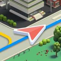 Karta GPS - オフラインナビ on 9Apps