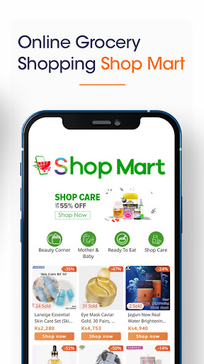 Online Shopping App In Myanmar - Shop.com.mm screenshot 3