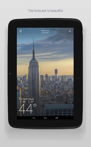 Yahoo Weather screenshot 13