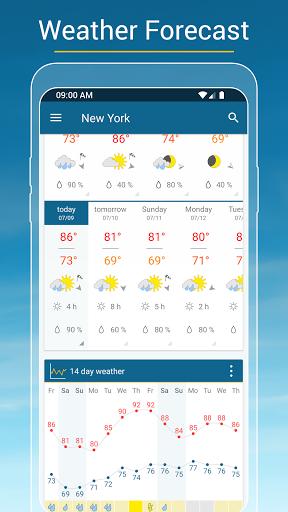Weather & Radar - Storm radar screenshot 3