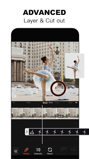 Video Editor&Maker - VivaVideo screenshot 7