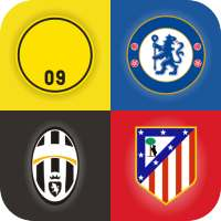 Soccer Clubs Logo Quiz on 9Apps