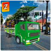 Cold Drinks Cargo Truck on 9Apps
