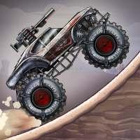 Hill Zombie Racing - 동전 올리기 on 9Apps