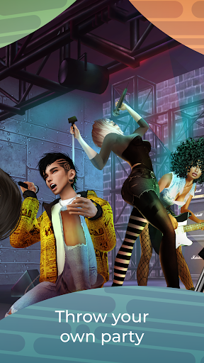 IMVU:3D avatars and real friendships screenshot 5