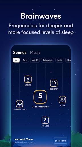 Relax Melodies: Sleep Sounds, Meditation & Stories स्क्रीनशॉट 5