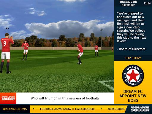 Dream League Soccer screenshot 13