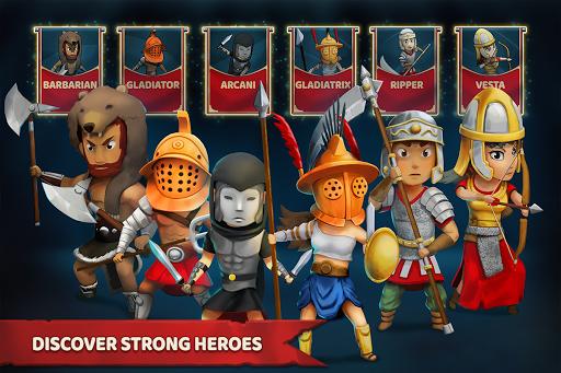 Grow Empire: Rome screenshot 4