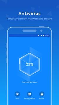 Security Master - Antivirus & Mobile Security screenshot 2