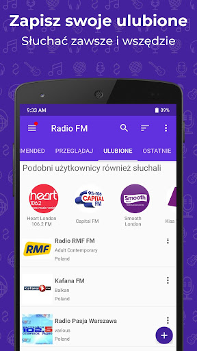 Radio FM screenshot 3