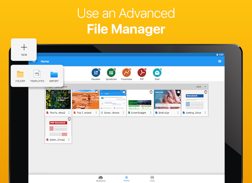 OfficeSuite - Word docs, Excel sheets, PDF files screenshot 12