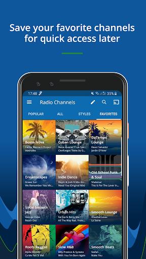 RadioTunes: Hits, Jazz, 80s, Relaxing Music screenshot 5