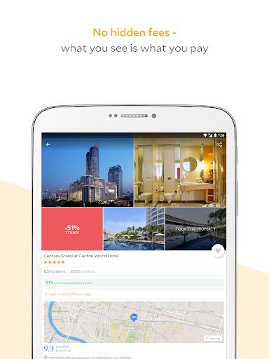 Agoda – होटल बुकिंग डील स्क्रीनशॉट 12