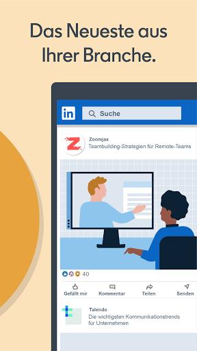 LinkedIn: Job Suche, Business Netzwerken screenshot 7