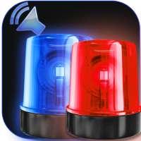 เสียงไซเรนของตำรวจ - ไซเรนตำรวจ on 9Apps