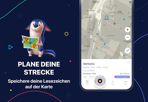 MAPS.ME – Offline-Karten, GPS-Navigation screenshot 4