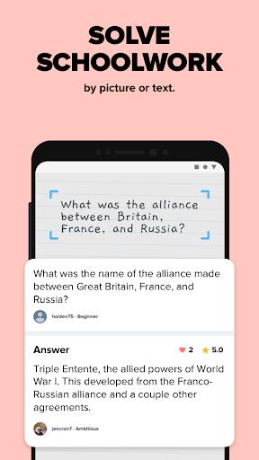 Brainly – Homework Help App screenshot 4