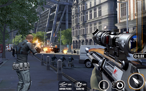 Sniper Strike – FPS 3D Shooting Game screenshot 1