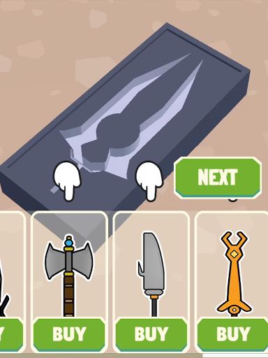 Blade Forge 3D screenshot 11