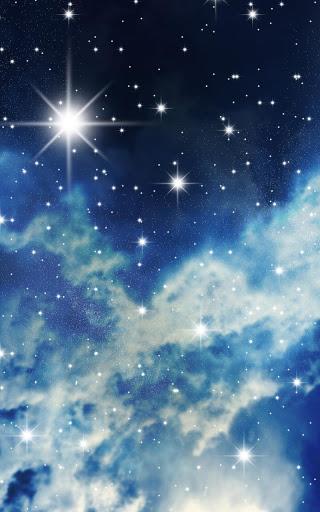 Night Sky Live Wallpaper screenshot 4