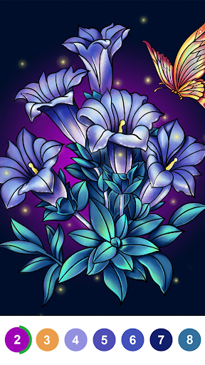 Paint By Number - Coloring Book & Color by Number screenshot 3