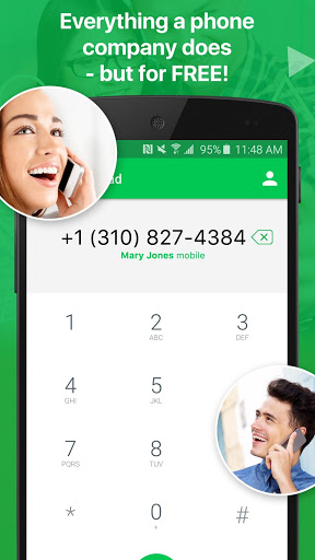 textPlus: Free Text & Calls स्क्रीनशॉट 4