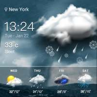 Live Weather&Local Weather on 9Apps