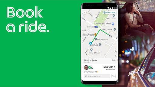Grab - Transport, Food Delivery, Payments screenshot 6