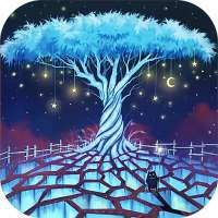 Star home : Glowing magic land Live wallpaper on 9Apps