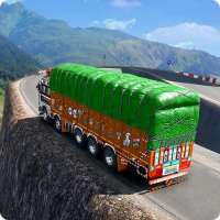 Cargo Indian Truck 3D - New Truck Games on 9Apps