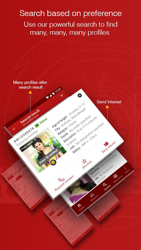 ABPweddings - Bengali, Marathi Matrimonial App 6 تصوير الشاشة