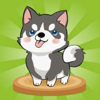 Puppy Town - Merge & Win on 9Apps