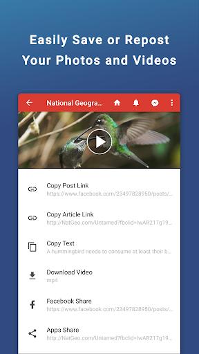 Friendly Social Browser screenshot 4