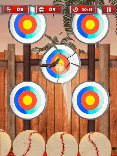 Tin Can Smasher - Hit & Knock Down Ball Shooter 3D screenshot 7